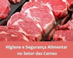 Higiene e Segurança Alimentar no setor das Carnes - Inicial