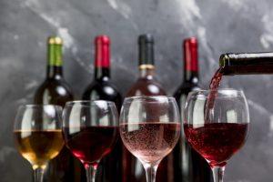 Serviço de Vinhos - Preparação e execução