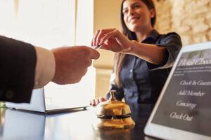 Serviços de Alojamento Hoteleiro como Área de Trabalho