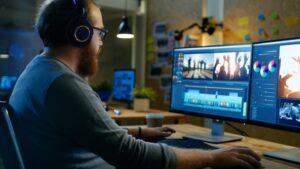Pós-produção vídeo digital – edição